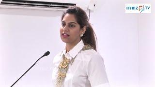 Upasana Kamineni Visited Apollo Hospital at Hyderabad - Hybiz.tv