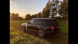 2013 Range Rover Autobiography Test Drive