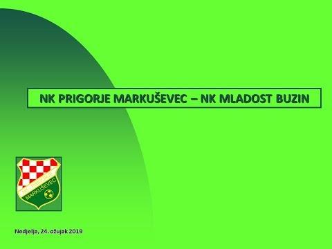 Limači B1 2008 NK Prigorje Markuševec  0 - 2  NK Mladost Buzin