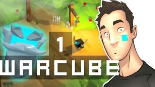Warcube прохождение | ОДИН КУБ ПРОТИВ ВСЕХ ► #1