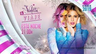 Violetta - El Viaje 📽️🎤 (FILME COMPLETO)