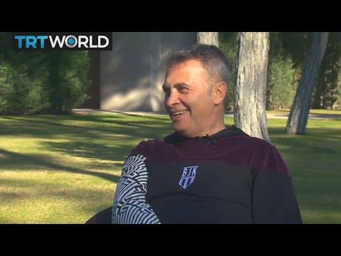 Besiktas President Fikret Orman: Exclusive Interview - Cenk, Future Transfers and Ronaldo?