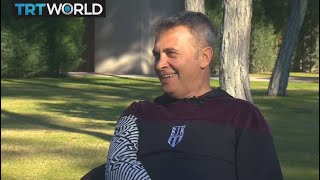 Besiktas President Fikret Orman: Exclusive Interview - Cenk, Future Transfers and Ronaldo?