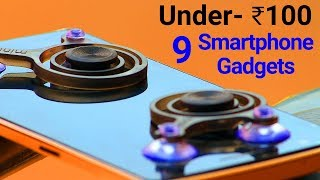 Under Rs.100 - Best Smartphone Gadgets - Loud Oli Tech