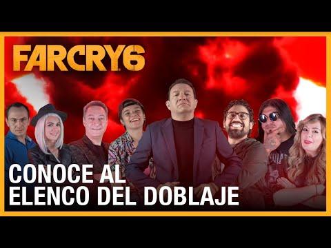 Far Cry 6 - Las Voces Detrás del Doblaje Latino | Ubisoft LATAM