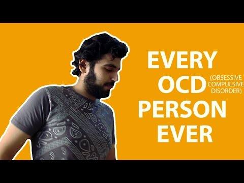 Every OCD Person | VibrantIsh | Funny Videos 2017