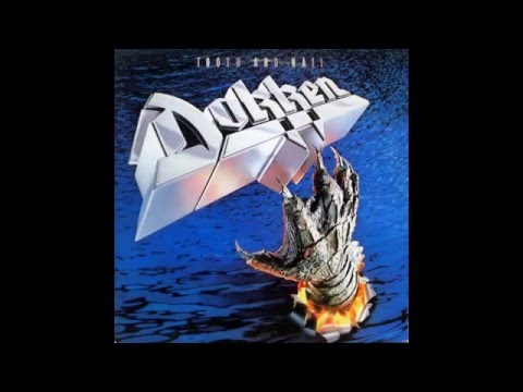 Dokken - Alone Again (Rock Candy Remaster 2014)