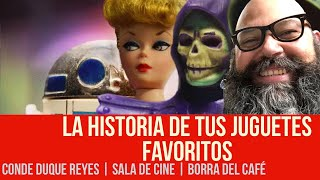The Toys That Made Us En Netflix | Sala De Cine De La Borra Del Cafe☕