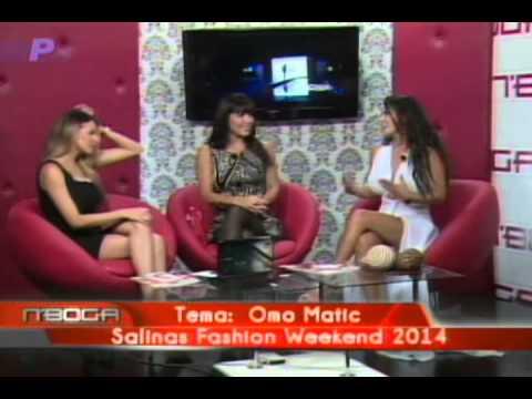 Omo Matic Salinas Fashion Weekend 2014
