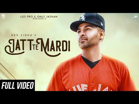 Jatt Te Mardi | Dev Sidhu Feat. Ravi RBS & Shar S | LosPro