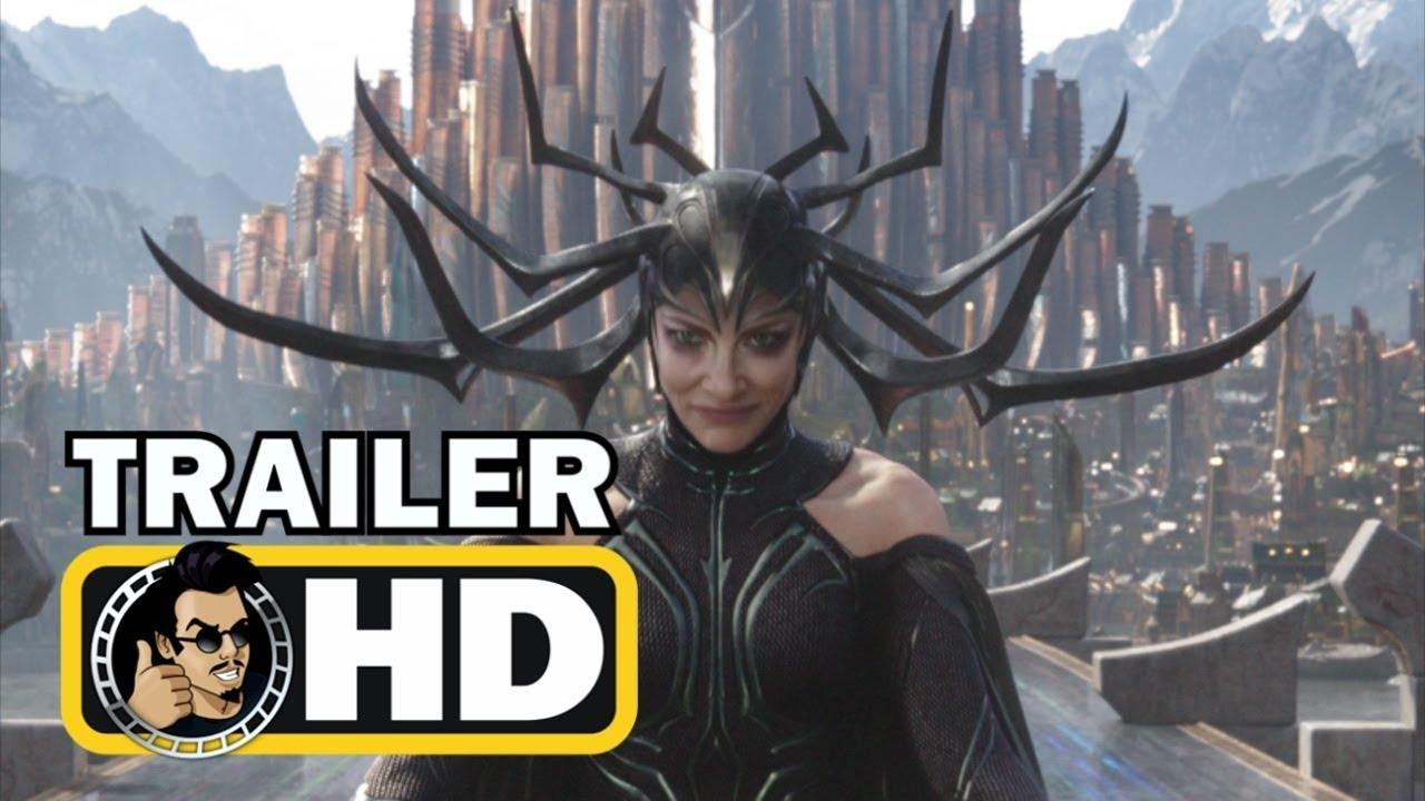 "Download THOR RAGNAROK ""Hela Vs Thor Fight"" Official TV Spot Trailer (2017) Marvel Superhero Movie HD"