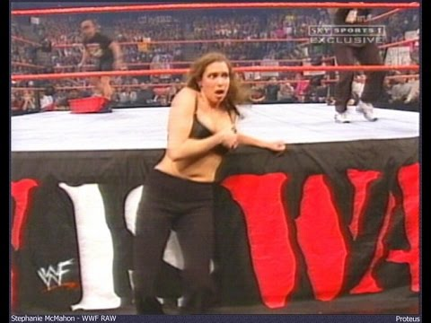 WWE Stephanie McMahon Hot Sexy Compilation thumbnail