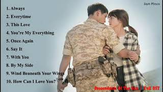Download lagu Descendants of the sun Music Album full OST MP3