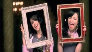 Demi Lovato ft Selena Gomez   One And The Same OST Princess Protection Program