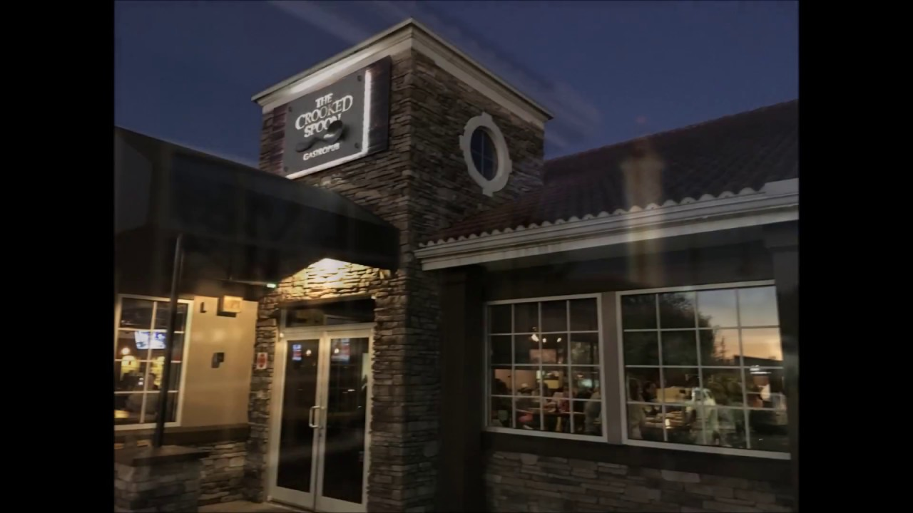The Crooked Spoon Gastropub In Clermont Youtube