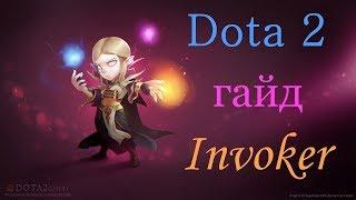 Самый быстрый гайд Dota2 Invoker
