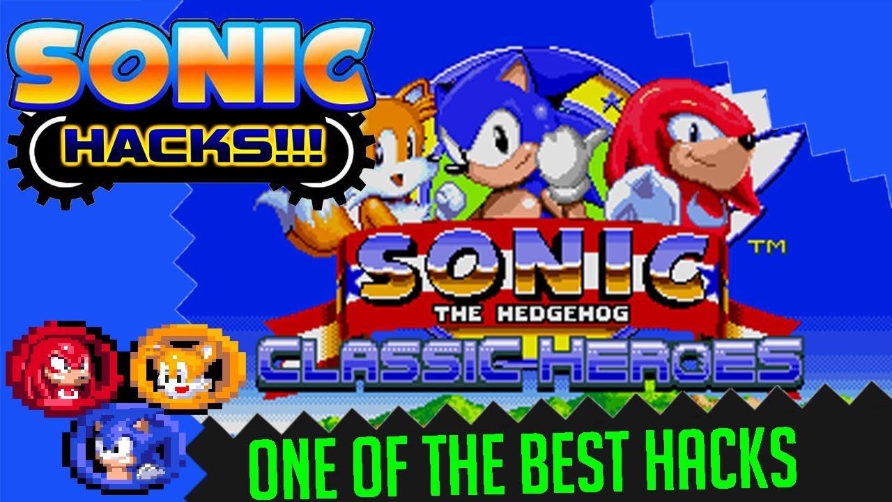 Romhacking Net Hacks Sonic In Chaotix