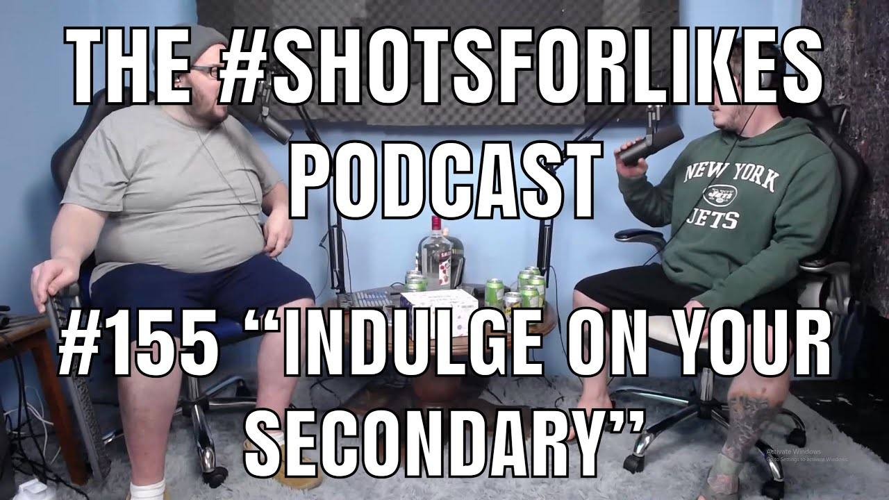 "#155 ""Indulge On Your Secondary"""