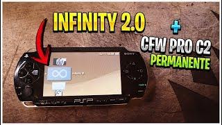 Tutorial HACKEAR PSP/GO/STREET 6.61 con lo ULTIMO y Permanente con INFINITY 2.0 | 2019