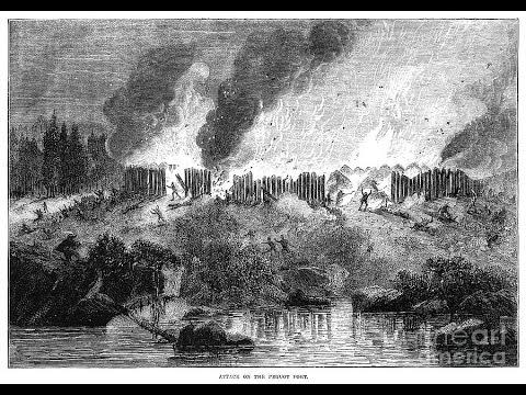 Massacre at Mystic (May 26, 1637)