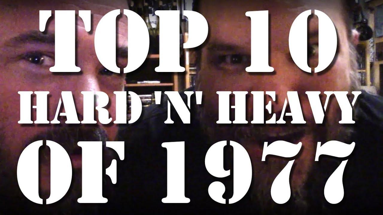 Hard n' Heavy: Top 25 Albums of 1977 - Part 3: Top 10 | nolifetilmetal com
