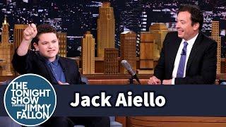 Jack Aiello Breaks Down His Donald Trump, Hillary Clinton and Bernie Sanders Impressions