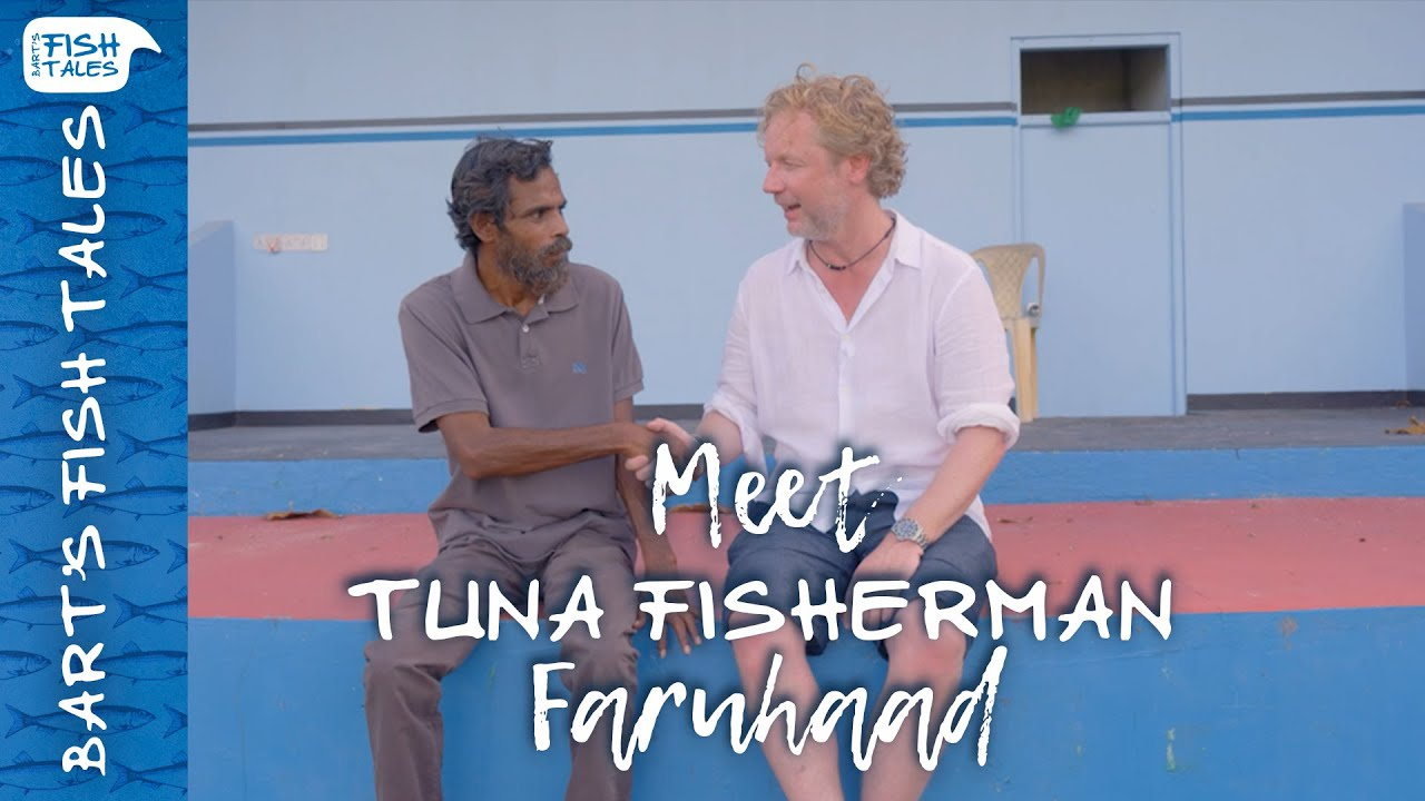 Meet Faruhaad - a pole and line fisherman from the Maldives