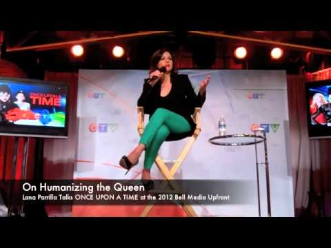 Lana Parrilla Talks ONCE UPON A TIME, Addresses Her Scar