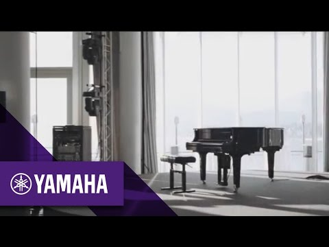 Yamaha disklavier ENSPIRE for Hotels and Businesses | Pianos | Yamaha Music