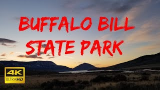 BUFFALO BILL STATE PARK AND CAMPGROUND BY CODY WYOMING