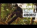 Abiru Land 2 SRT Tree Climbing Husqverna T536LiXP Arborist GoPro