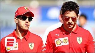 Is Sebastian Vettel and Charles Leclerc's Ferrari partnership starting to crumble? | F1 2019