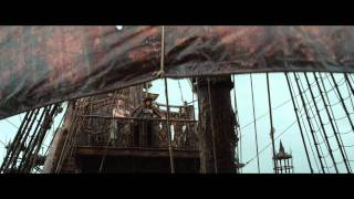 Pirates of the Caribbean: On Stranger Tides Coming to Blu-ray/DVD Combo Pack