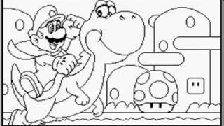 Mario Paint Gameplay (3/3)