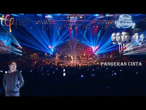 Dewa 19 Feat  Ari Lasso - Pangeran Cinta - Konser Larut Dalam Harmoni