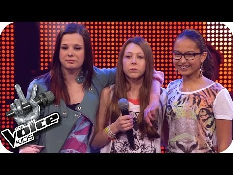 Lady Gaga - You And I (Maira, Iman, Malin) | The Voice Kids 2013 | Battle | SAT.1