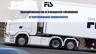 Transport żywności samochody chłodnie usługi logistyczne Warszawa Fis