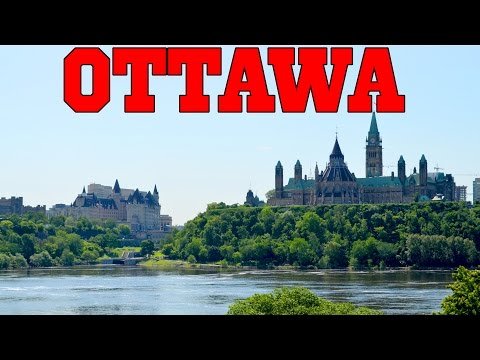 Ottawa - Canada Road Trip Part 5