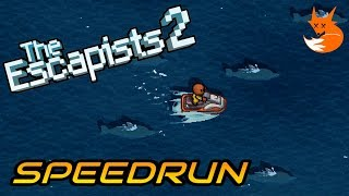 WAVE GOODBYE SPEEDRUN (H.M.S. Orca)   The Escapists 2 [Xbox One]