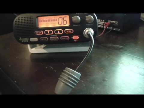 Marine Radio MF VHF band between baofeng SDR RTL experiment test SHTF