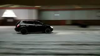 Nissan Murano 3.5 v6 Z50 fun on snow