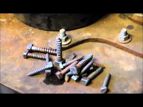 Forging Square Headed Bolts