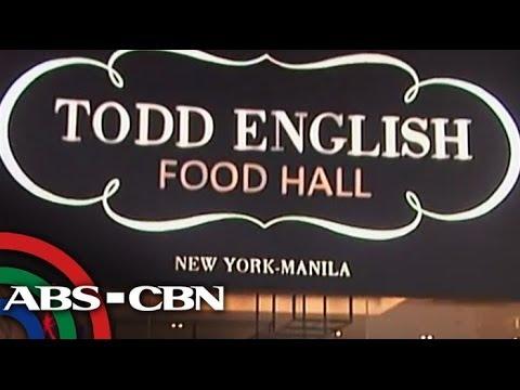 1st Todd English Food Hall in Manila