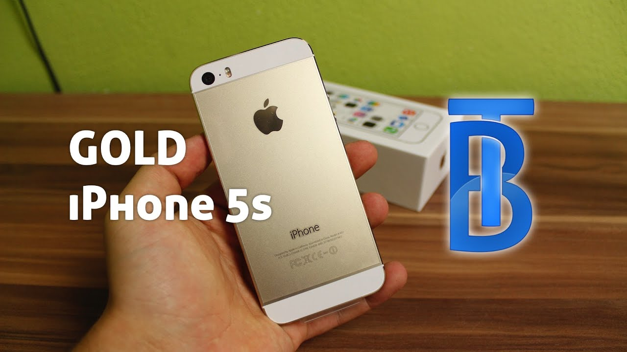 Unboxing: Apple iPhone 5s - GOLD [German/Deutsch] - YouTubeIphone 5s Champagne Gold Unboxing