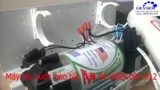Sơ đồ đường điện của máy lọc nước