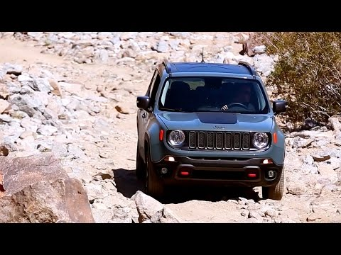 2017 Jeep Renegade - Review and Road Test