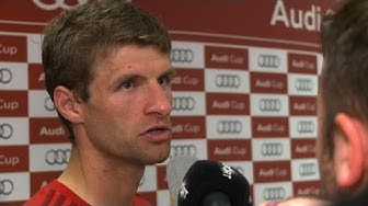 """Müller: """"Es wurde versucht, Gift bei uns reinzubringen"""""""