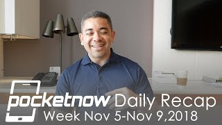Samsung's notch adoption, Infinity Flex Display comments & more - Pocketnow Daily thumbnail