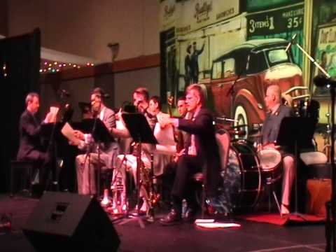 The Lakeshore Syncopators ~ Set #1 @ Bix Beiderbecke Jazz Festival ~ 2015