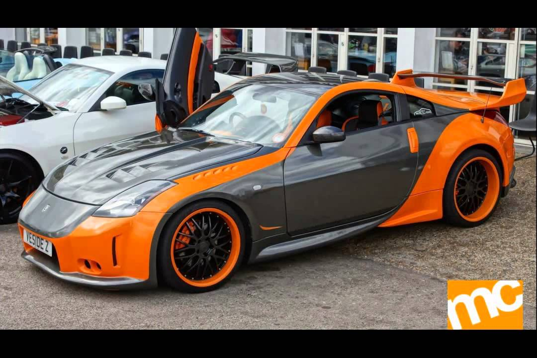 Nissan 350z 2015 >> 2015 Model Nissan 350z Veilside Youtube
